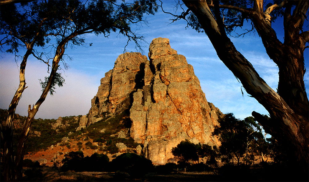 climbing weekend at Mt Arapiles, 6th-8th December 2019